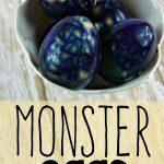 Monster Hard Boiled Eggs