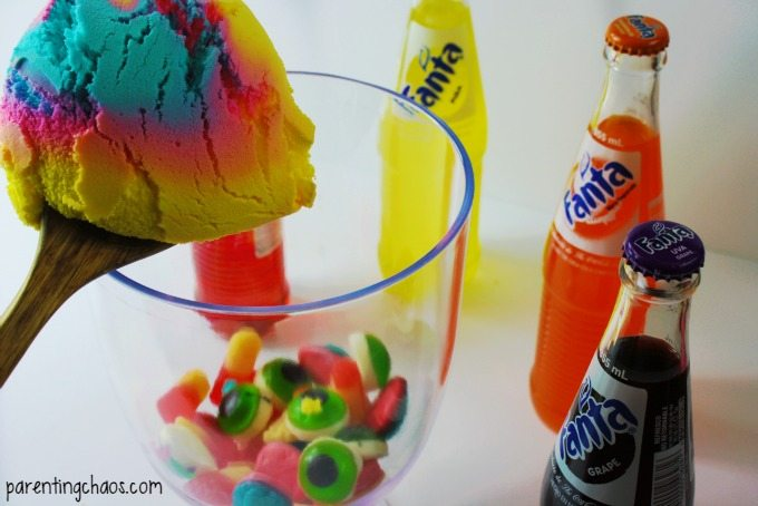 This Melted Dragons Brew is insanely simple and crazy fun!