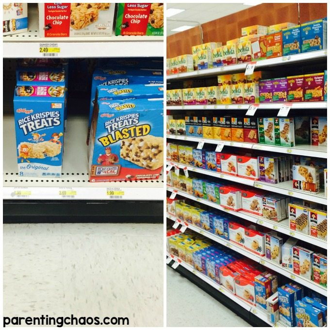 rice krispie treats recipe at Target