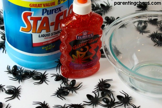 Amazing Spidey Sense Slime!