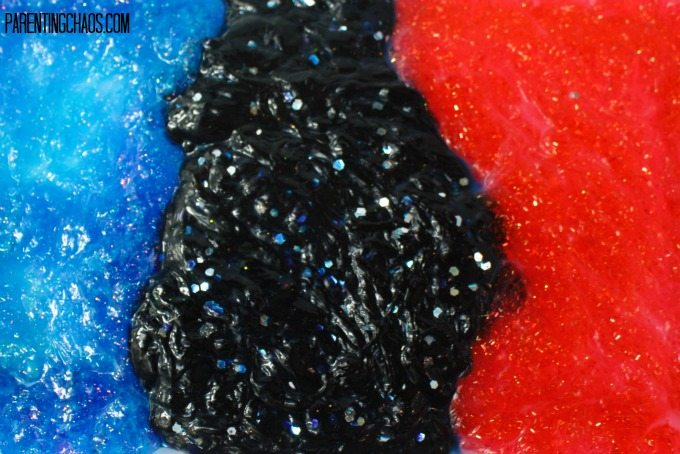 Beautiful slime colors!