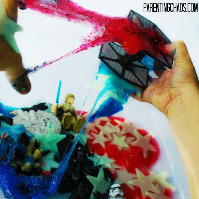 This Star Wars Galaxy Slime is out of this world AMAZING!
