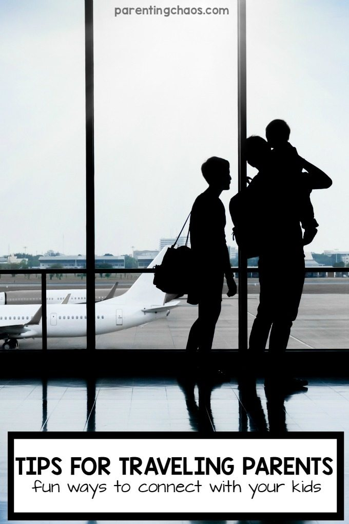 Tips for Traveling Parents