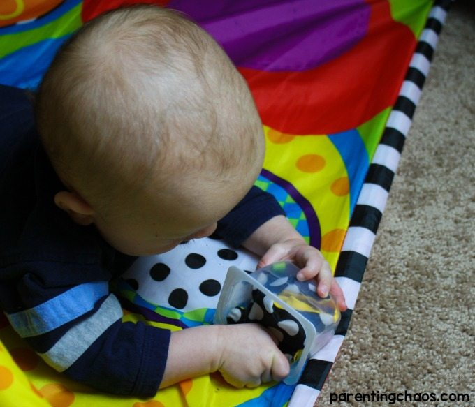 Surprise Toy Inside Game for Baby