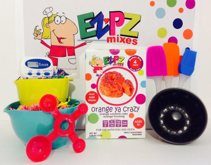 EZPZ Mixes Giveaway!