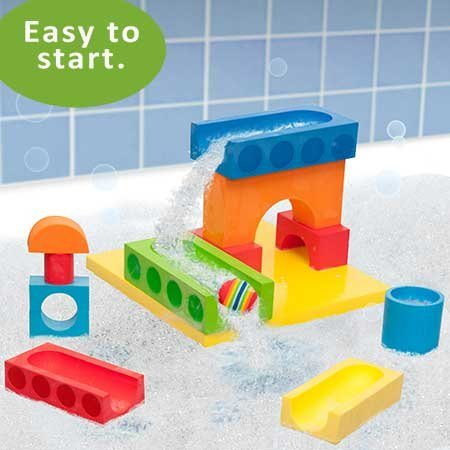 Bath Blocks #Giveaway!