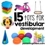 Best Tools and Toys for the Vestibular System!