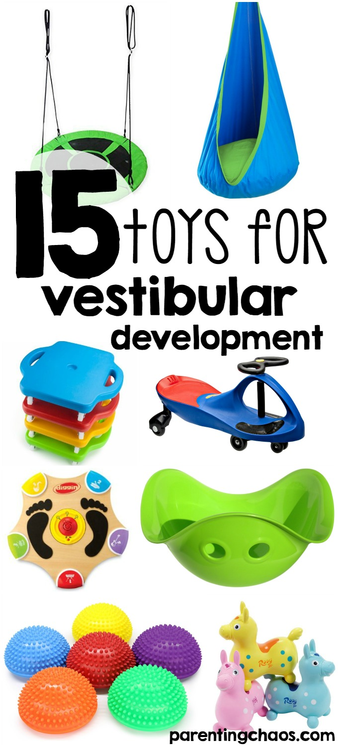 Learning Toys For Autistic Toddlers : Best tools and toys for the vestibular system
