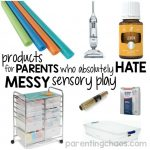 Sensory Play Essentials for Parents Who Hate Mess