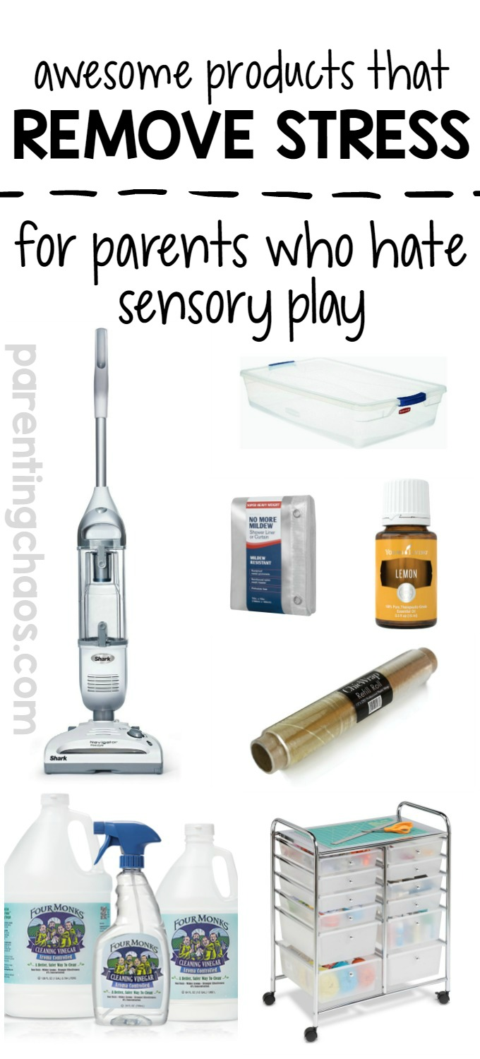 Tackle Messy Play like a Rock Star with these Sensory Play Essentials!