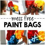 Mess Free Paint Bags