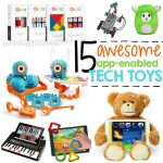Best App-Enabled Tech Toys for Kids
