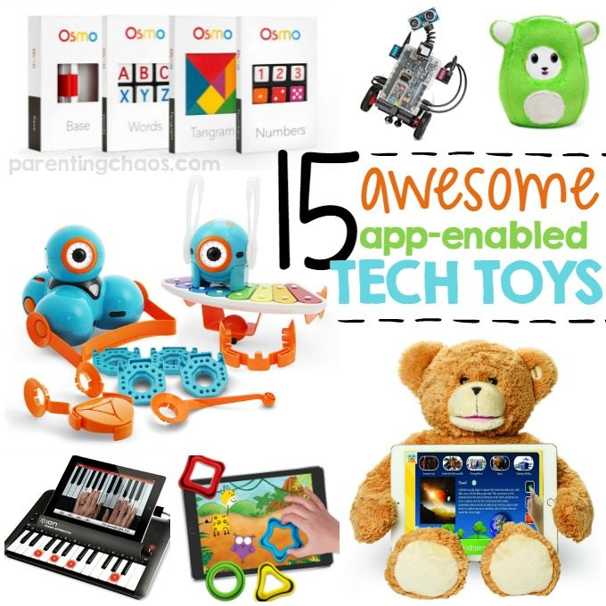 15 awesome app-enabled tech toys for kids