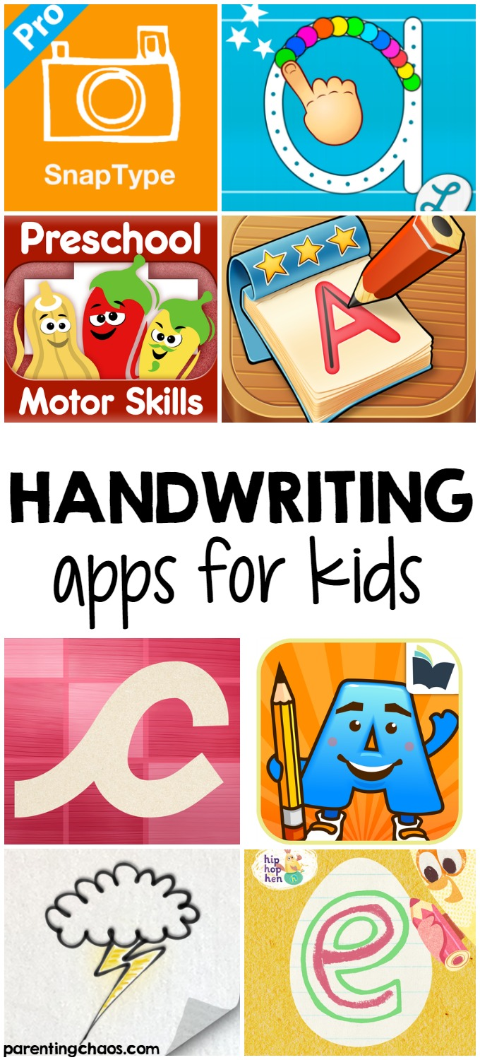 free handwriting apps for ipad