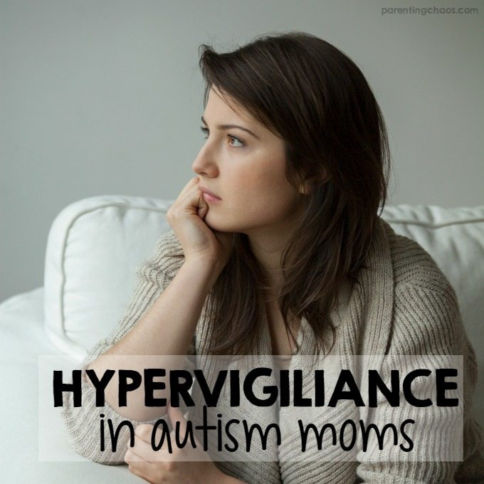 Hypervigiliance Kept Me From Connecting with My Child