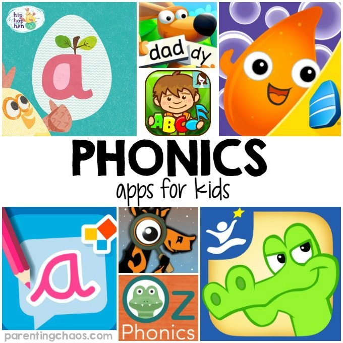 The Best Phonics Apps for Kids