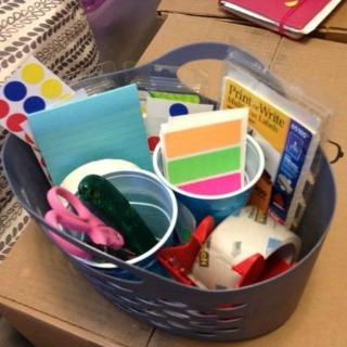 Make a Packing Basket