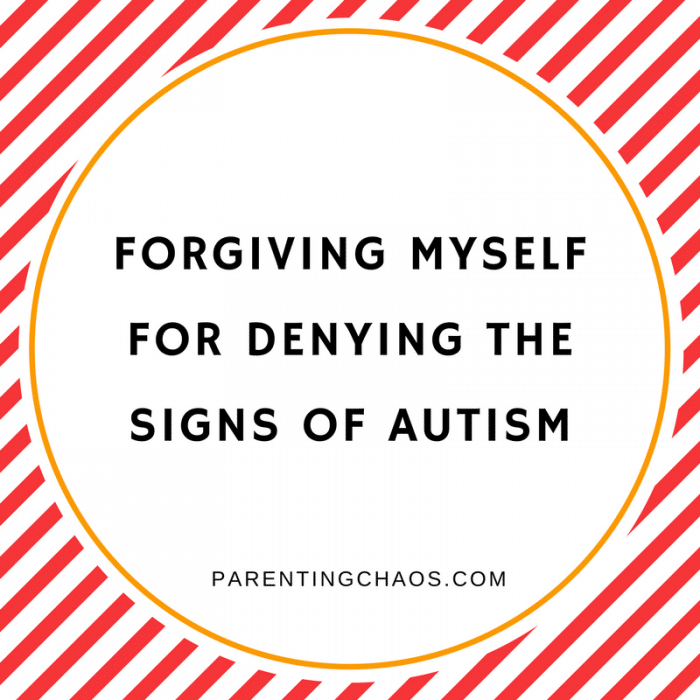 Forgiving Myself for Denying the Signs of Autism in My Daughter