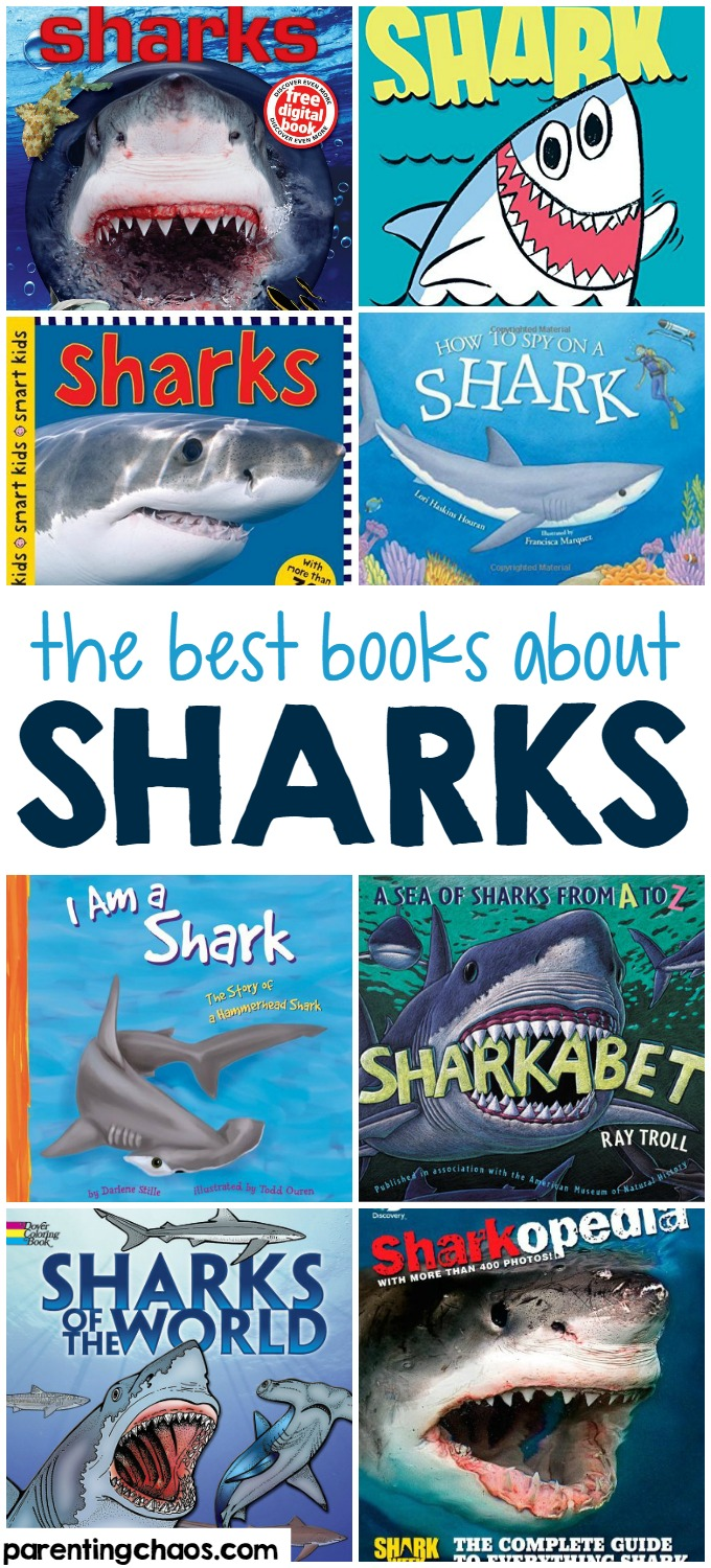 free shark book for kids