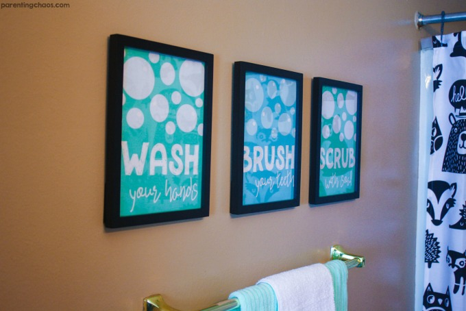 Bathroom Printable Posters