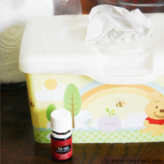 DIY Baby Wipes Recipe, so easy and inexpensive!