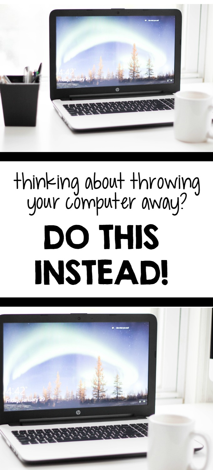 Give Your Computer a FreshStart