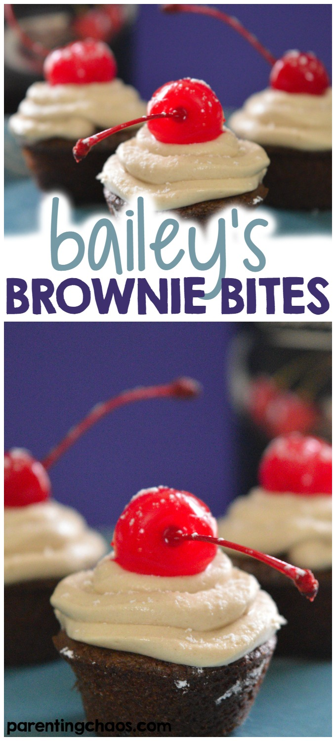 If you're a sucker for a good homemade brownie like I am, you are going to love this easy brownie bites recipe. It is absolutely to die for!