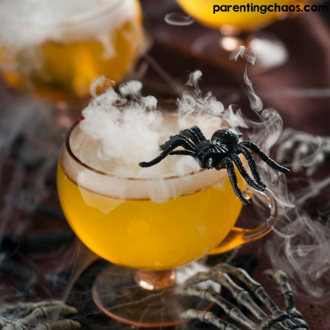 Halloween Apple Cider