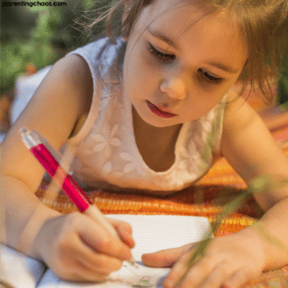 journaling-for-kids