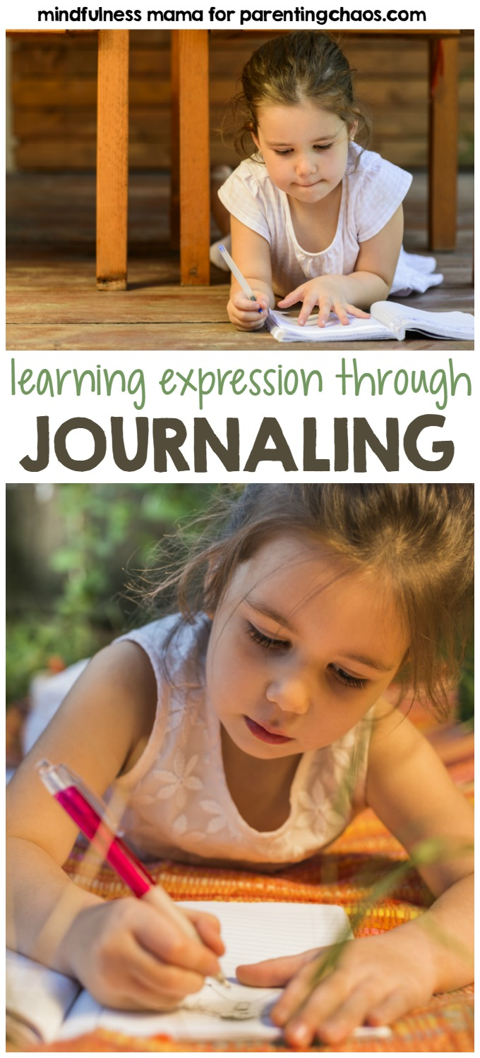 How Journaling Helps Children Learn to Express Themselves