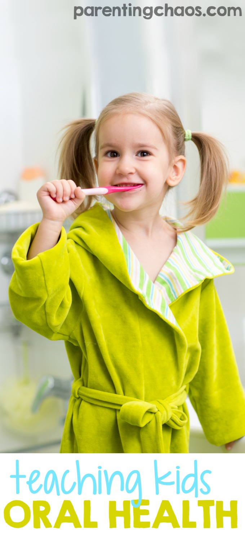 Teaching Kids Oral Health