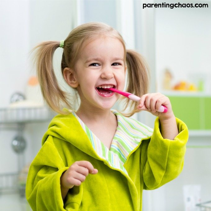 Teaching Kids Oral Hygiene