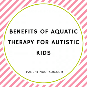 Is Aquatic Therapy a Good Choice for Your Autistic Child?