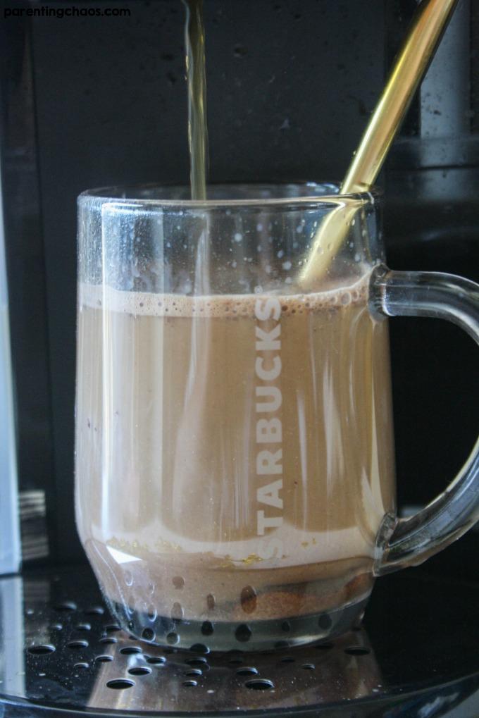 Starbucks Keriug Caffe Lattes
