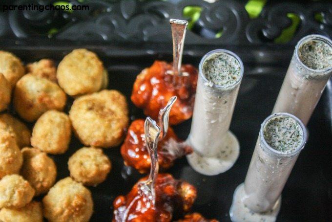 Greek Ranch Dip Recipe