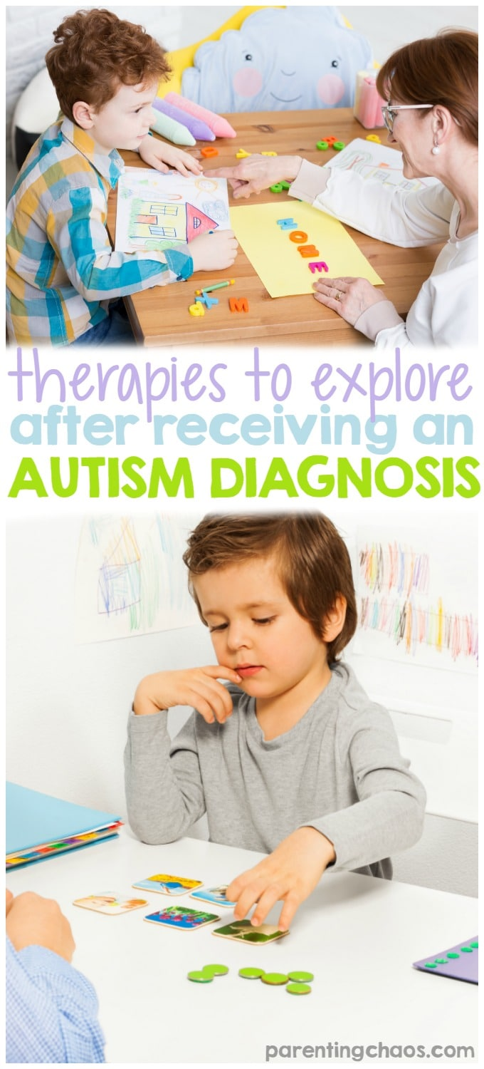 What Therapies to Explore After an Autism Diagnosis