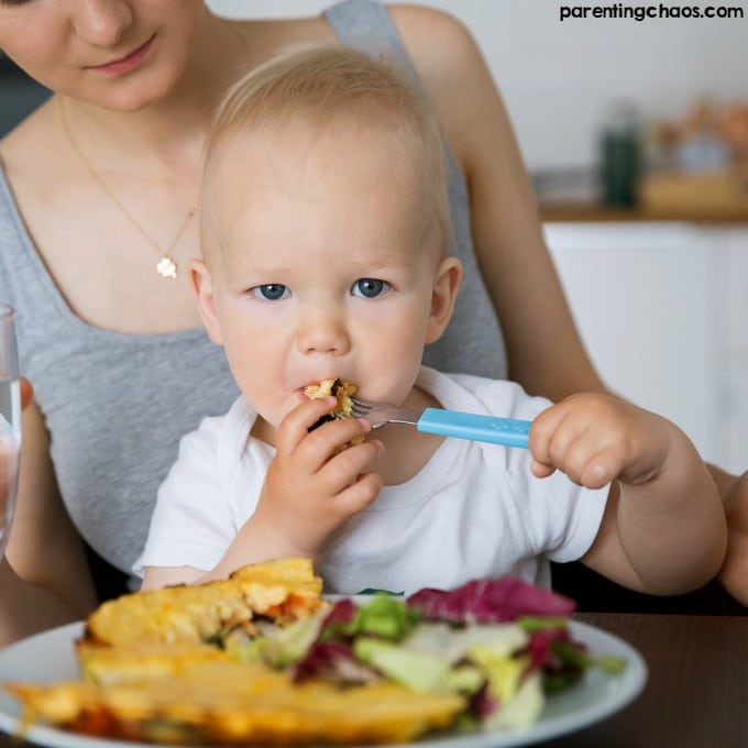 How to Get Your Kids to Eat Vegetables without Hiding Them!