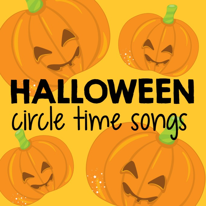 Halloween Songs for Circle Time ⋆ Parenting Chaos
