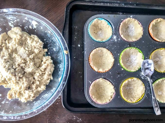 Kuchen Cookie Cups Recipe