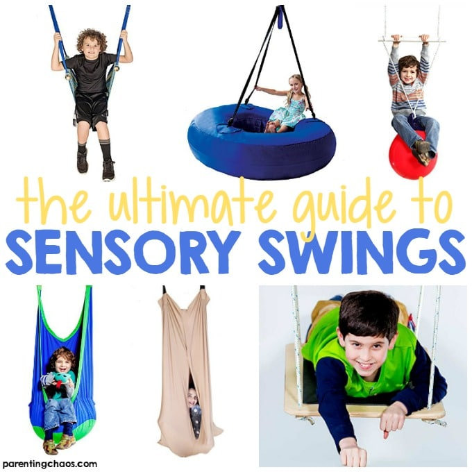 The Ultimate Guide to Sensory Swings ⋆ Parenting Chaos