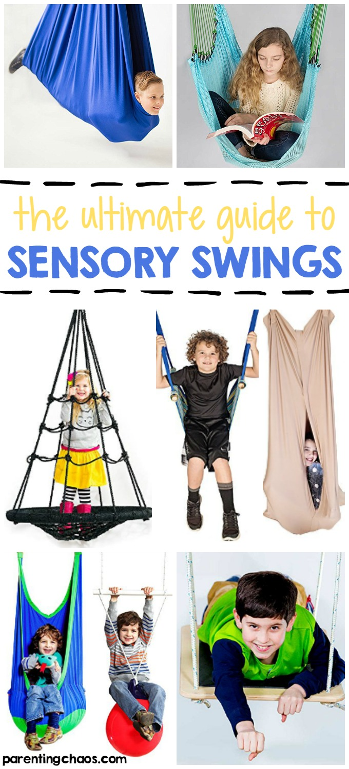 The Ultimate Guide to Sensory Swings for Kids