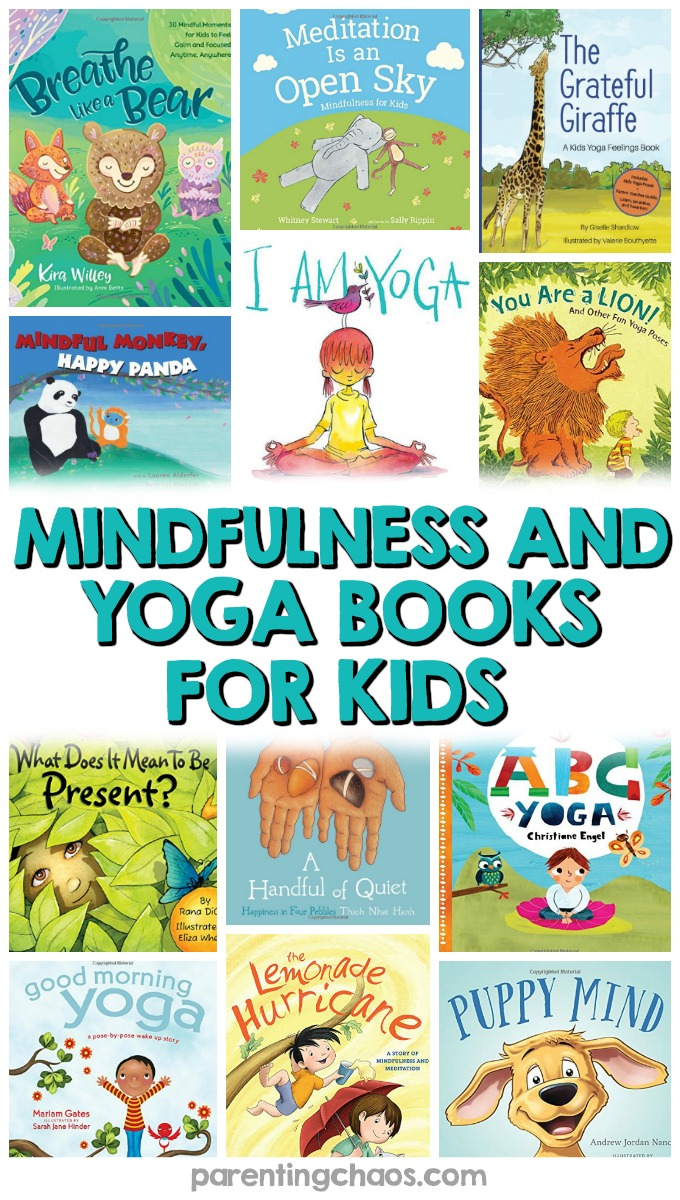 15 Mindfulness and Relaxation Books for Kids