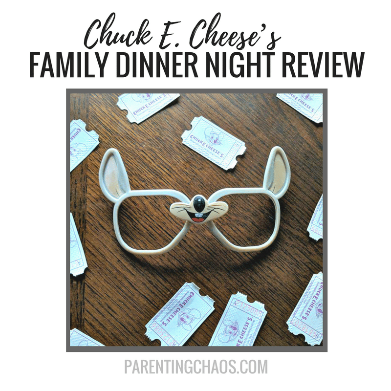 Family Dinner to Love and a Sensory Sensitive playdate too!