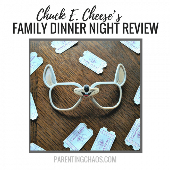 Family Dinner to Love and a Sensory Sensitive Play-Date Too!