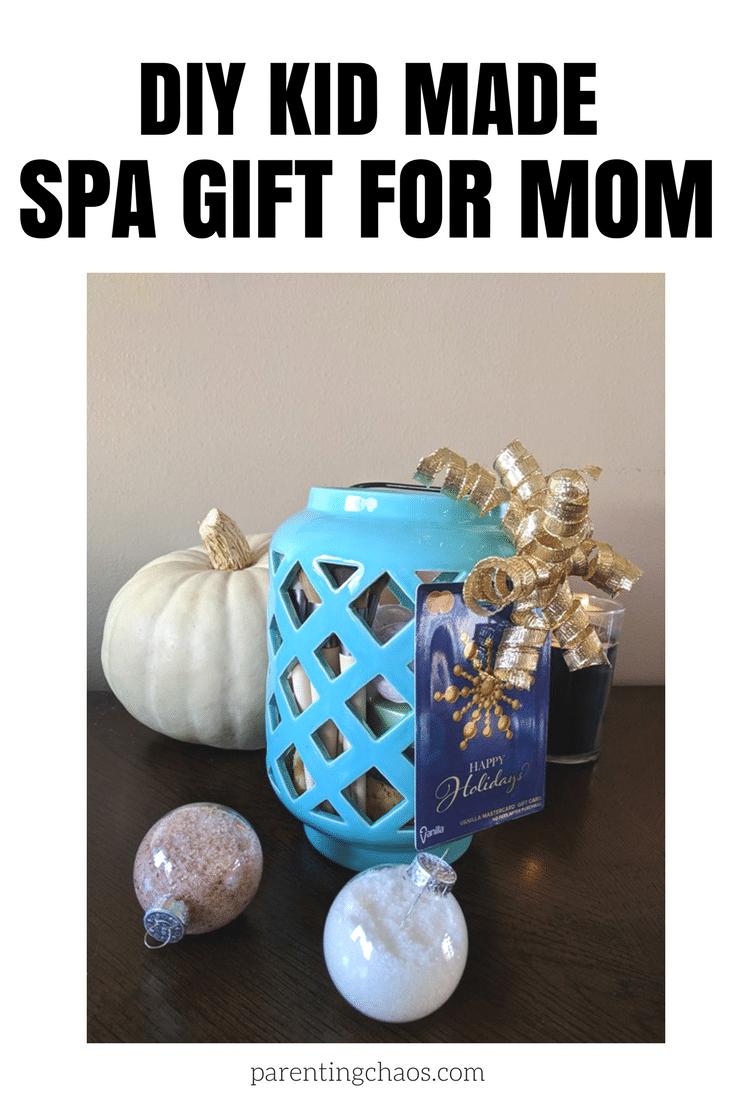 DIY Spa Gift