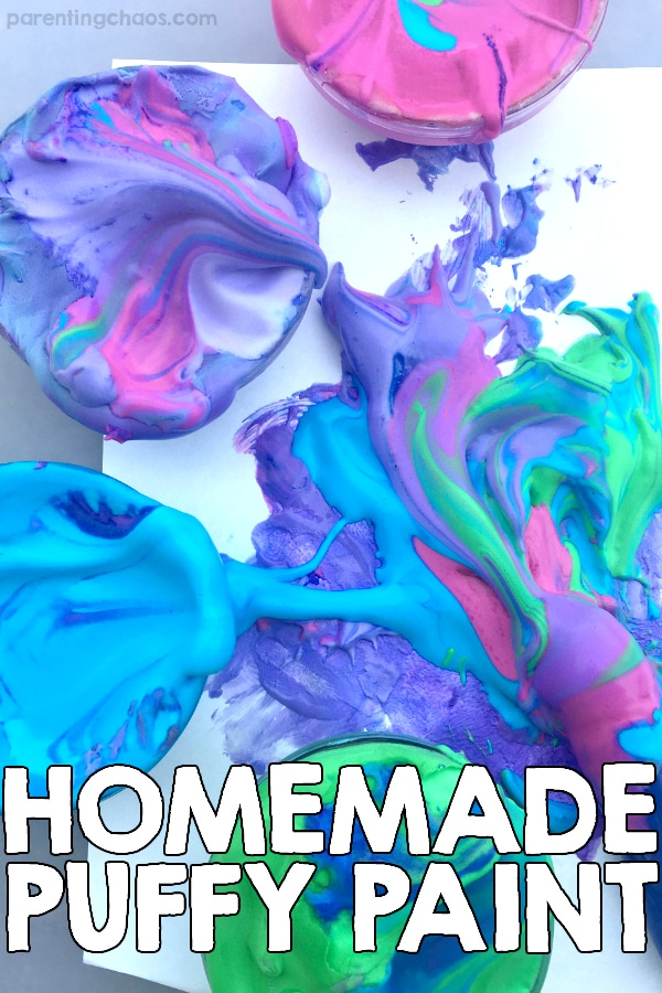 Homemade Shaving Cream Recipe