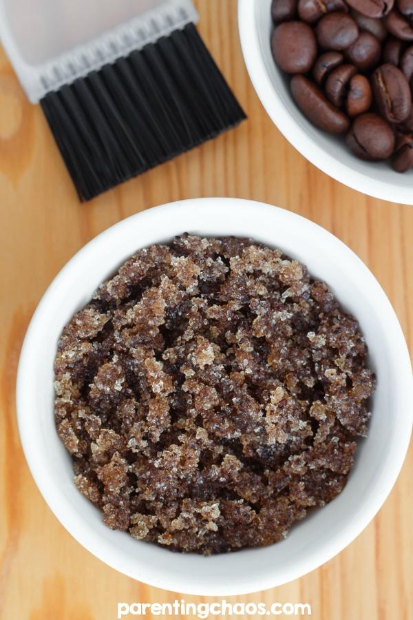 Brown Sugar Coffee Body Scrub