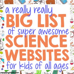 Science Websites for Kids