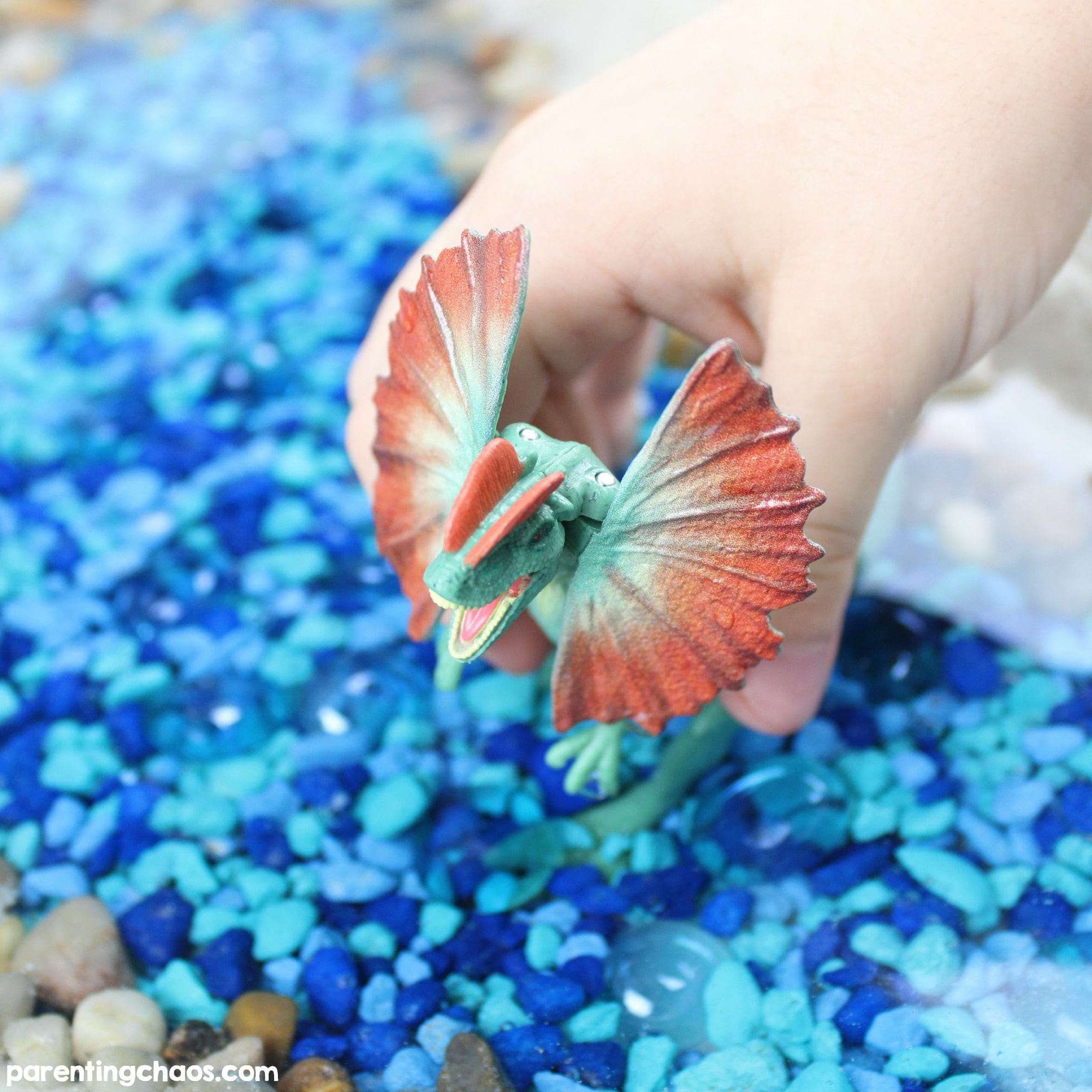 Dinosaur Small World Imaginative Play for Kids