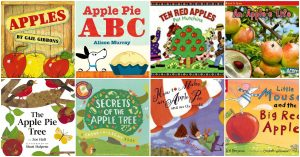 Ten Awesome Apple Books for Kids